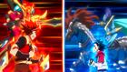Beyblade Burst God Sieg Xcalibur 1 Iron vs God Valkyrie 6Vortex Reboot