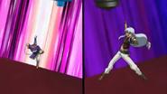 Chi-yun vs Tsubasa