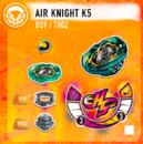 Rise Air Knight K5 Info
