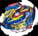 BBGT Slash Valkyrie Blitz Power Retsu Beyblade 2