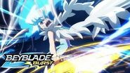 BEYBLADE BURST Meet the Bladers Lui