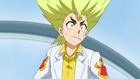 Burst Surge E9 - Ranjiro After Encountering Hikaru and Hyuga