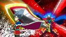 Beyblade Burst Chouzetsu Buster Xcalibur 1' Sword avatar OP 5