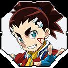 Beyblade Burst GT - Aiga Akaba JP Website Character Icon