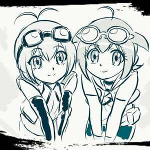 Matilda and Madoka fanart.jpg