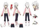 Beyblade Burst Chouzetsu Shu Kurenai Concept Art 4