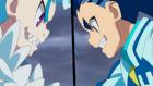 Burst Surge E7 - Hikaru vs. Lui