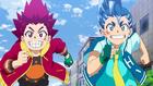 Burst Surge E9 - Hikaru and Hyuga on Their Way to the National Training Center