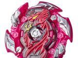 Inferno Salamander S5 Wing Jagged-H
