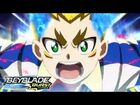 BEYBLADE BURST SURGE Episode 9- Is this a Dream?! Or is it a Nightmare?!
