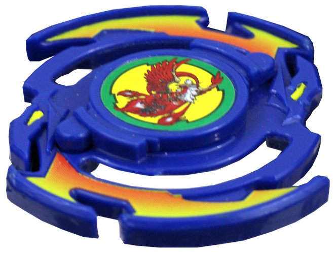 Energy Layer - Dranzer Spiral (Hasbro)