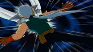 Kai Attacks Garland