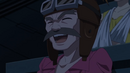 Beyblade Burst Evolution Episode 51 - Raul laughing