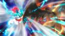 Beyblade Burst God Blast Jinnius 5Glaive Guard vs Blaze Ragnaruk 4Cross Flugel