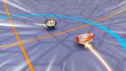 Burst Surge E4 - Mirage Fafnir vs. Glide Roktavor