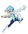 Beyblade Burst God - Lui Shirasagijo Launch