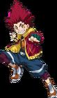 Beyblade Burst Superking Hyuga Asahi