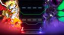 Beyblade Burst God Spriggan Requiem 0 Zeta vs Arc Bahamut 2Bump Atomic