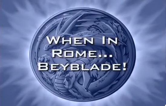 Beyblade - Episode 35