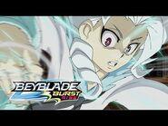 BEYBLADE BURST RISE Meet the Bladers - Gwyn