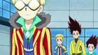 Burst Rise E16 - Fumiya, Dante, Arman, and Taka