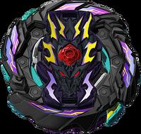 BBGT Dread Bahamut 7Wall Orbit Metal Gen Beyblade