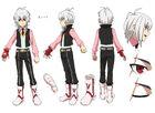 Beyblade Burst Superking Shu Kurenai Concept Art 3
