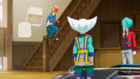 Burst Rise E12 - Dante Arriving to Watch Pheng and Delta's Battle