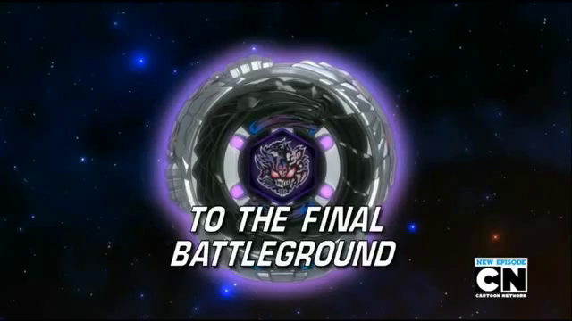 Beyblade: Metal Fury - Episode 41