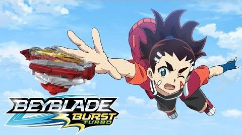 BEYBLADE BURST TURBO Official Music Video - 'Turbo'