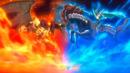 Beyblade Burst Rising Ragnaruk Gravity Revolve vs Victory Valkyrie Boost Variable 1st battle