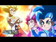 Lightning Launch! - Beyblade Burst Surge - Disney XD