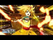 Overwhelming power of Fafnir - Beyblade Surge - Disney XD
