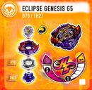 Rise Eclipse Genesis G5 Info