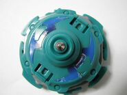 BEYBLADE-driger-v-GREEN-VINTAGE-plastic-Takara- 57