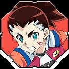Beyblade Burst Superking - Aiga Akaba JP Website Character Icon 2