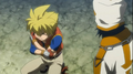 Beyblade 4D Chris! whats wrong!