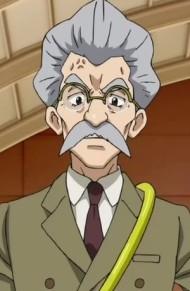 Principal Shinoda