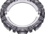 Disc Frame - Wall