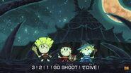 Aiger, Ranjiro, and Fubuki avatars