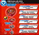 Turbo Shelter Regulus R3 Info