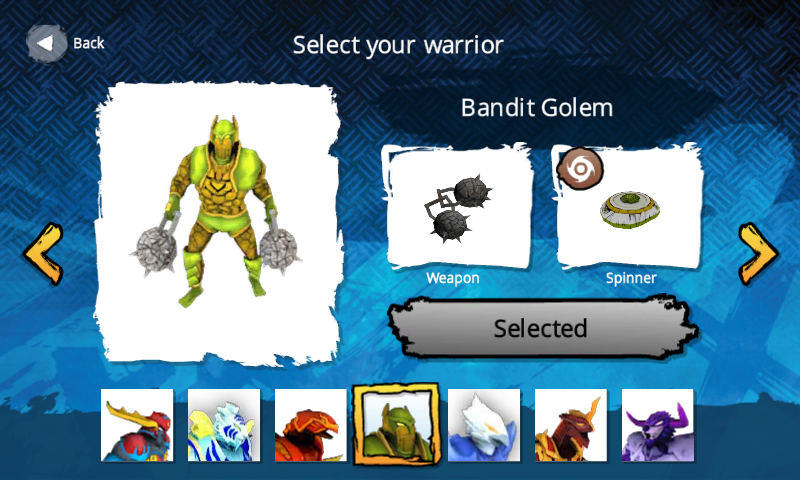 BanditGolemSelection.png