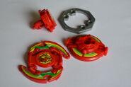 Dranzerf parts