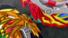 Burst Rise E3 - Glyph Dragon vs. Wizard Fafnir 2