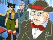 Mr. Dickenson Mr. Granger