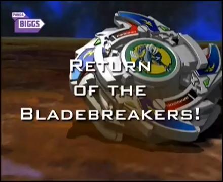 Beyblade: V-Force - Episode 08