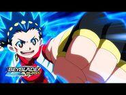 Shield Crash Menace - Beyblade Burst - Disney XD