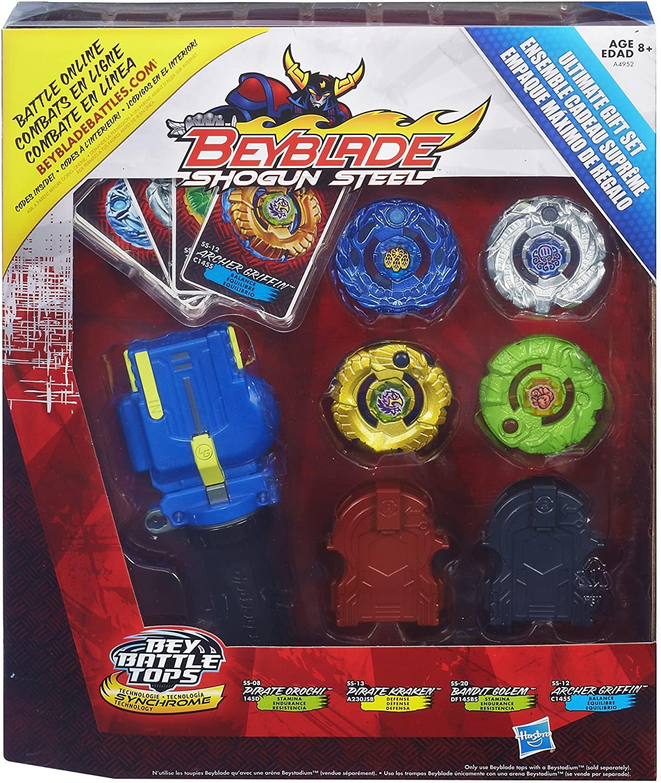Beyblade Shogun Steel: Ultimate Gift Set