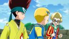 Burst Rise E11 - Dante and Arman Encountering Fumiya