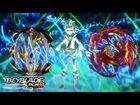 BEYBLADE BURST RISE Episode 20 Part 2 - Burning Bright! Master Smash!
